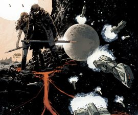 Invisible Republic Vol. 1 TP from Image Comics