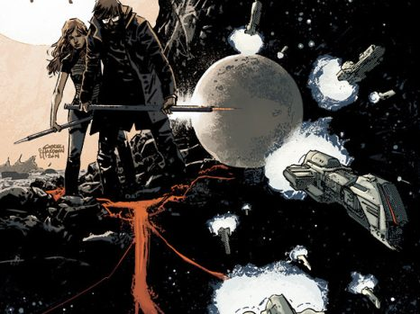 Invisible Republic Vol. 1 TP from Image Comics