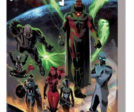 Uncanny Avengers Vol. 1: Counter-Evolutionary TPB from Marvel Comics