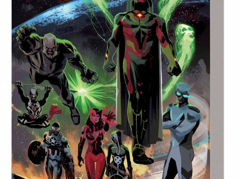 Uncanny Avengers Vol. 1: Counter-Evolutionary TPB from Marvel Comics