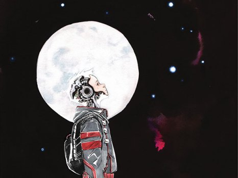 Descender Vol. 1: Tin Stars TP from Image Comics