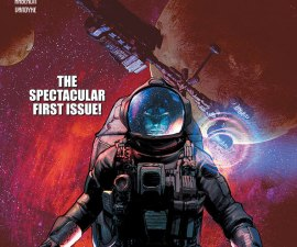Faster Than Light #1 from Image Comics