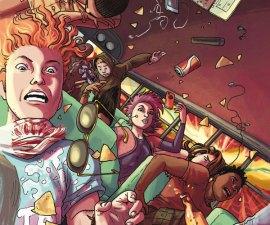 No Mercy Vol. 1 TP from Image Comics