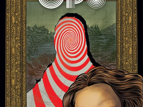 Art Ops #1 from Vertigo Comics