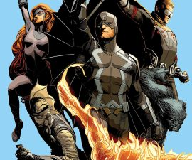 Uncanny Inhumans #1 from Marvel Comics