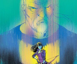 All-New Hawkeye #1 from Marvel Comics