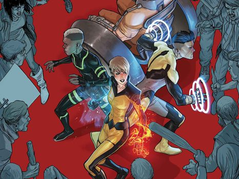 All-New Inhumans #1 from Marvel Comics