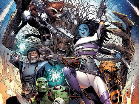 Guardians of Infinity #1 from Marvel Comics