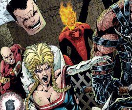 Leaving Megalopolis: Surviving Megalopolis #1 from Dark Horse Comics