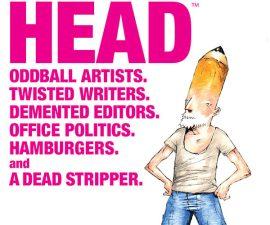 Pencil Head #1 from Image Comics