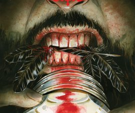 The Dark and Bloody #1 from DC Comics