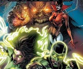 Green Lanterns #1 from DC Comics