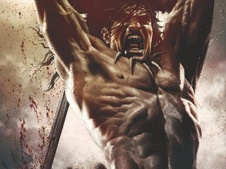 Conan The Slayer #1 from Dark Horse Comics