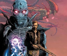 Seven To Eternity #1 from Image Comics