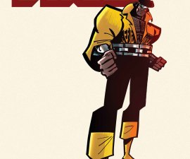 Cage #1 from Marvel Comics