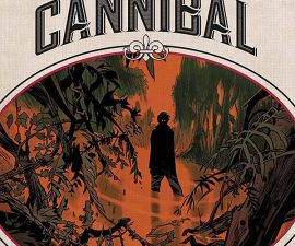 Cannibal #1 from Image Comics