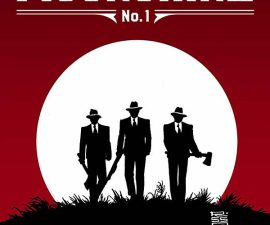 Moonshine #1 from Image Comics