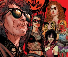 The Lost Boys #1 (2016) from DC Comics