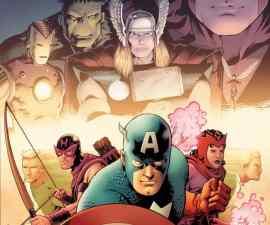 Avengers #1.1 from Marvel Comics