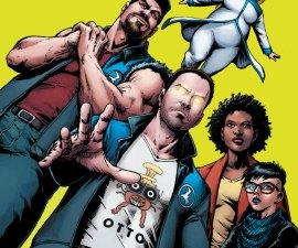 Harbinger Renegades #1 from Valiant Comics