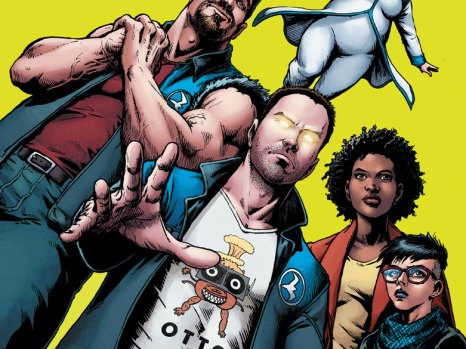 Harbinger Renegades #1 from Valiant Comics
