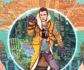 Namesake #1 from Boom Comics