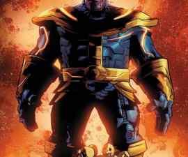 Thanos #1 from Marvel Comics