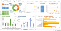 Add Dashboard In Excel Pictures to Pin on Pinterest ...