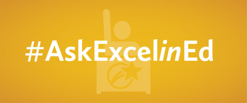 AskExcelinEd What Inspires Me to Work for Students - ExcelinEd