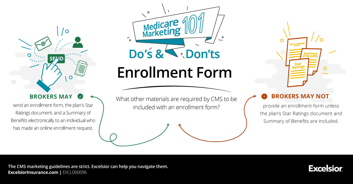 Medicare Marketing Guidelines for Enrollment Forms - Medicare Form