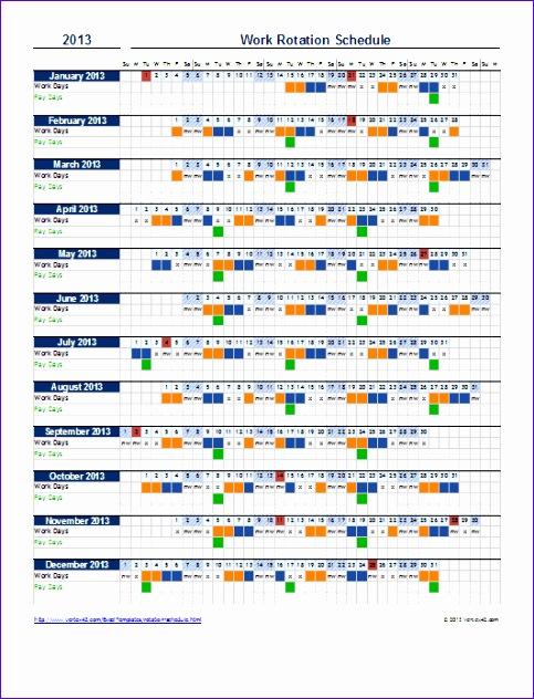Break Schedule Template Excel Image Collections Template Design