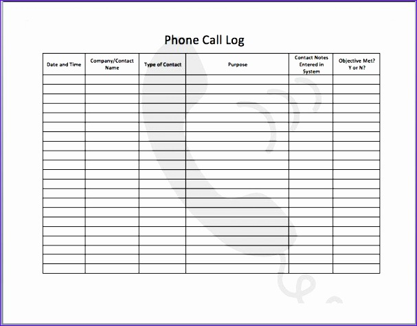 Call Sheet Template Excel nfcnbarroom