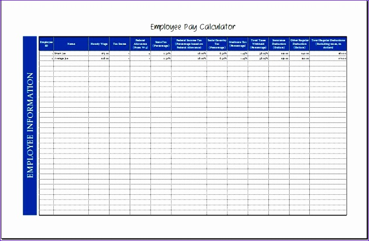 Product Pricing Calculator - Resume Template Sample - product pricing calculator