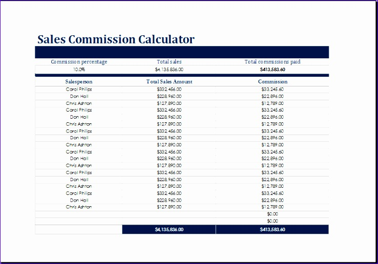 7 Employee Holidaysickness Schedule - ExcelTemplates - ExcelTemplates - employee schedule calculator