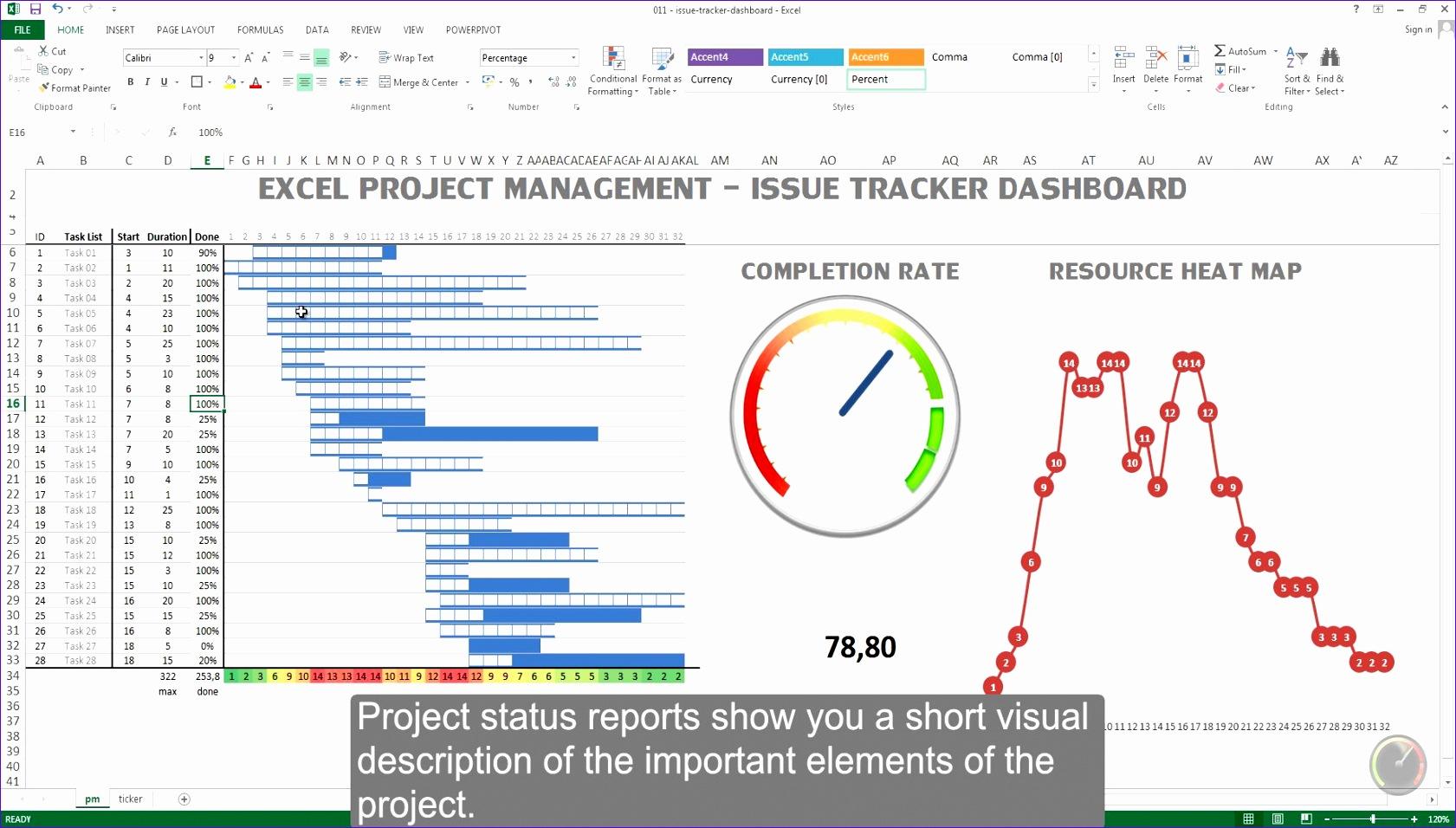 8 excel project plan timeline template exceltemplates