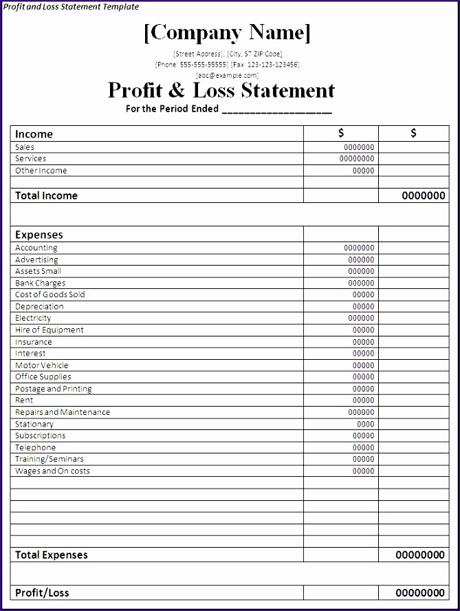 restaurant income statement template trattorialeondoro - monthly financial report excel template