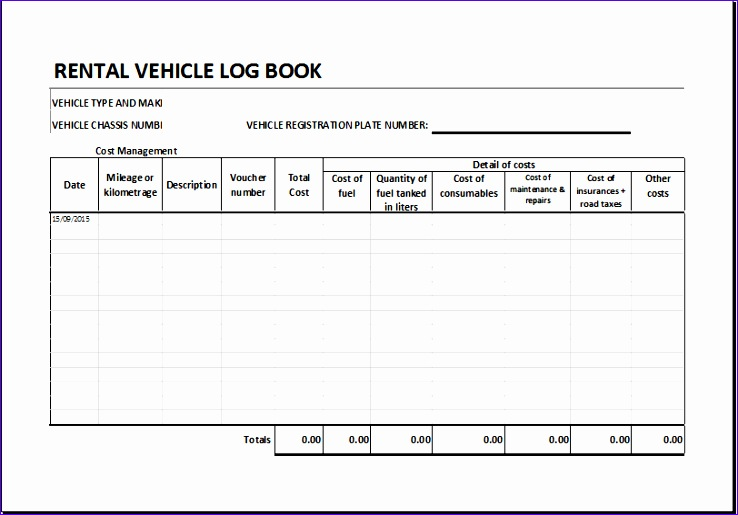 travel log book template excel intoanysearch