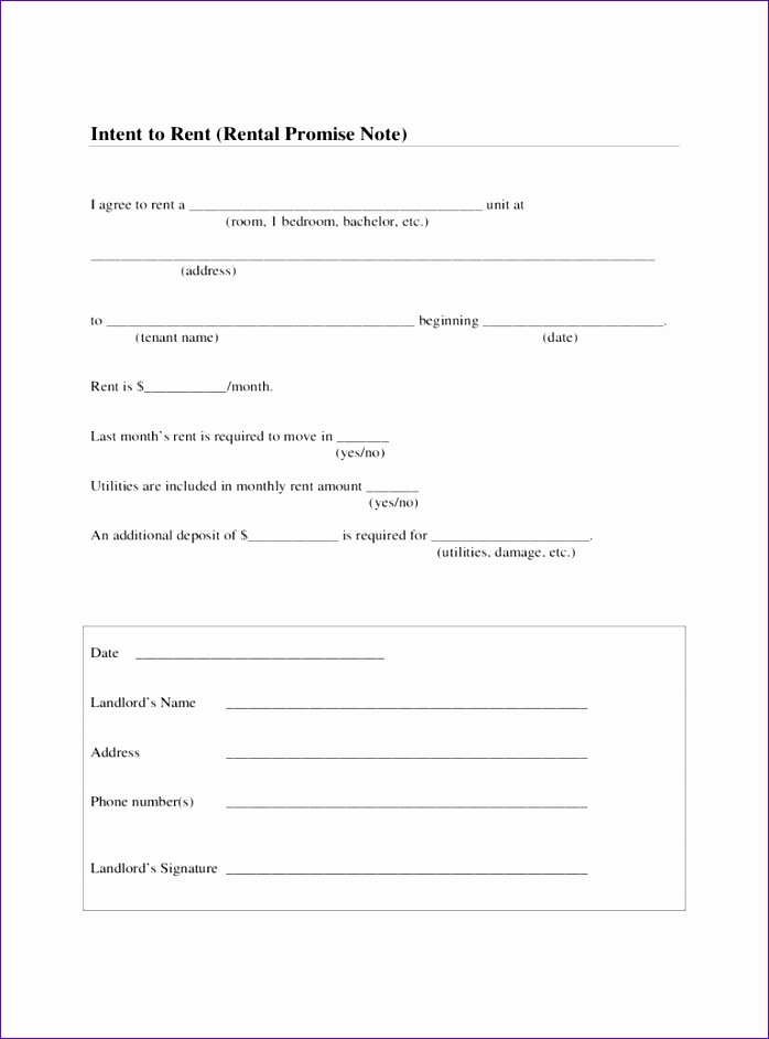 Amortization Calculator Excel Template Hduvr Best Of Intent to Rent