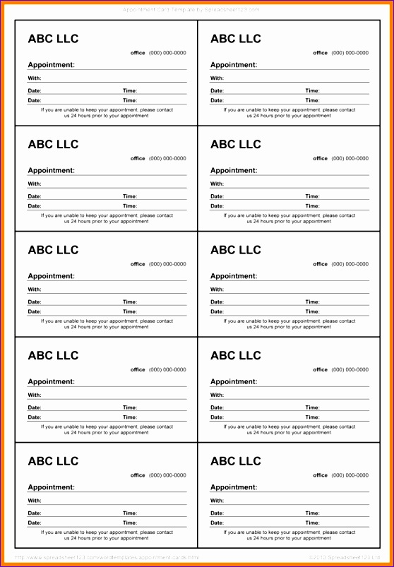5 Business Card Template Excel - ExcelTemplates - ExcelTemplates