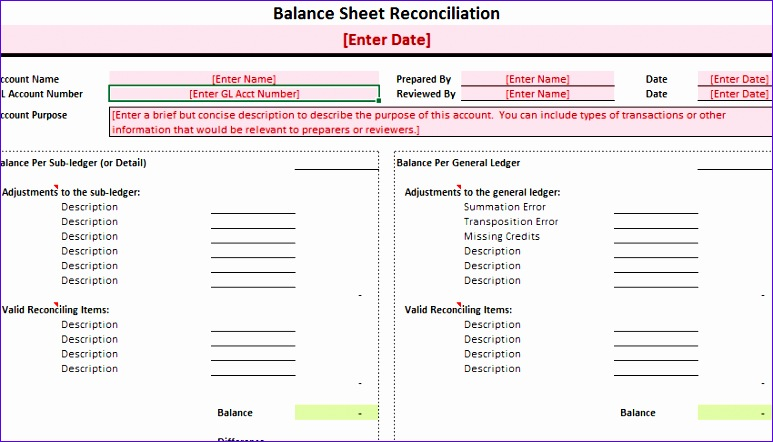 Excel bank reconciliation template theminecraftserver best business bank reconciliation template image collections business accmission Images