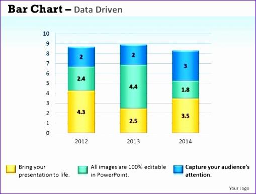 6 Excel Bar Chart Templates - ExcelTemplates - ExcelTemplates