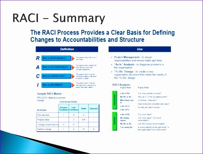 Raci Chart Template Raci Chart Template Raci Template Excel Free - Raci Template In Excel