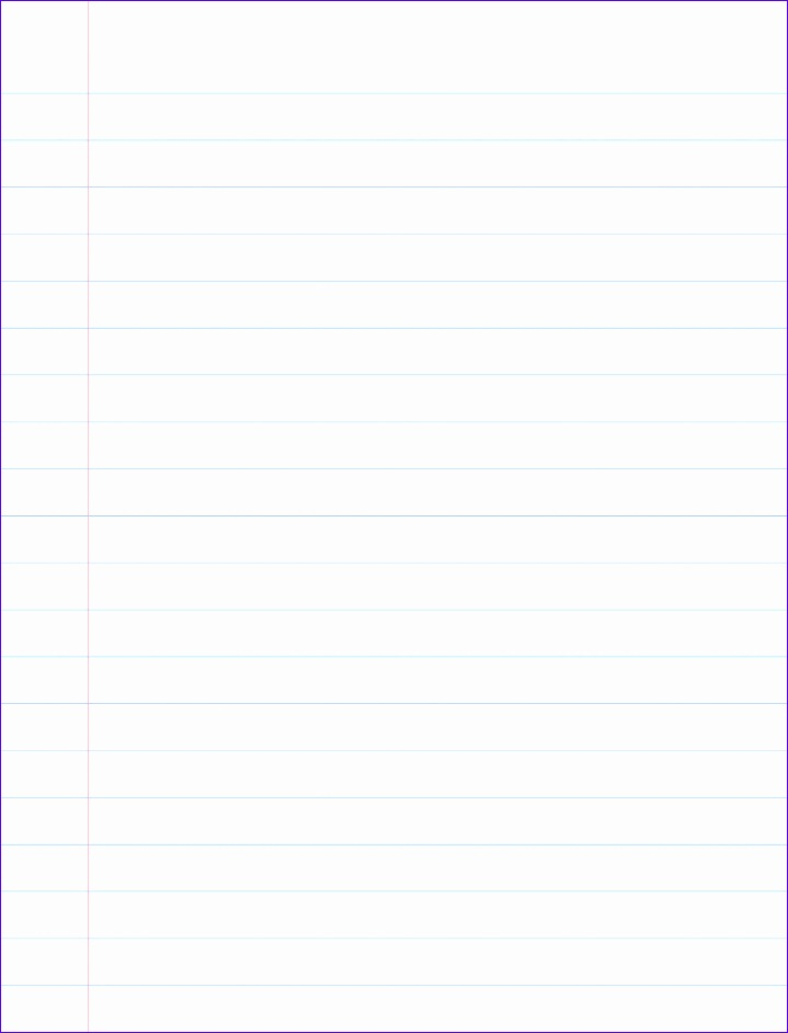 Excel Graph Paper Templates Nfksd New Lined Paper Template