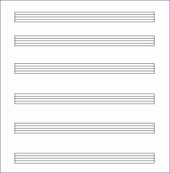 10 Excel Graph Paper Templates - ExcelTemplates - ExcelTemplates - music paper template