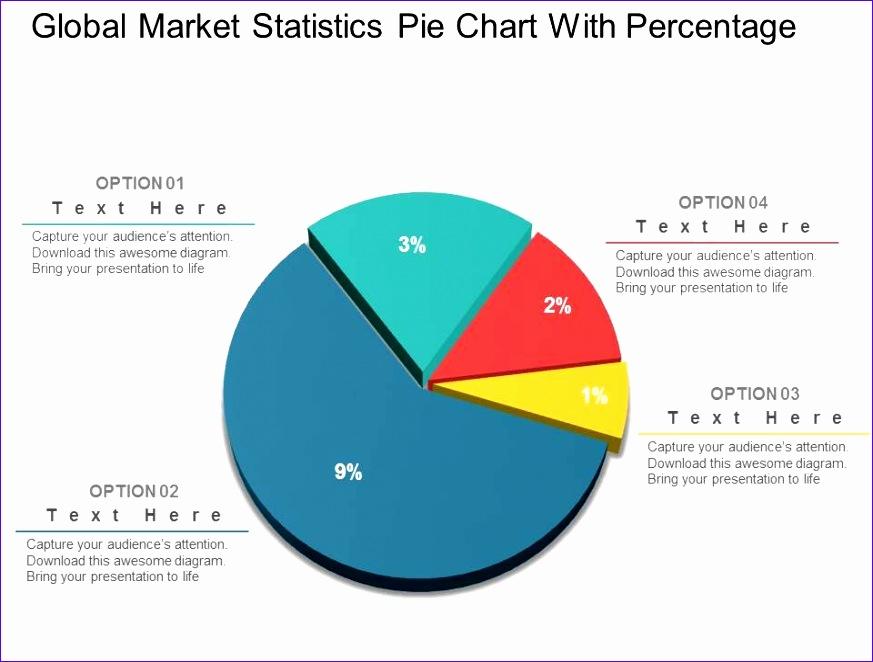 Elegant Excel Pie Chart Percentage Inspirational 21 Design Pie