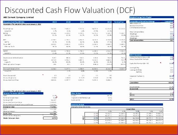 11 Excel Revenue Template - ExcelTemplates - ExcelTemplates