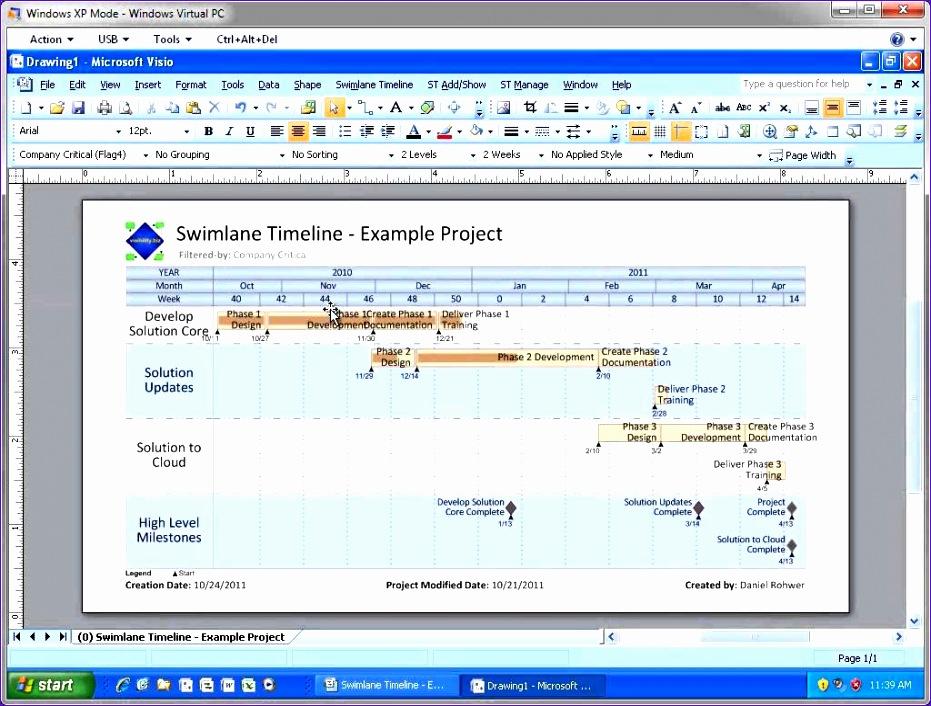 Excel Swimlane Template F2gyz Awesome Swimlane Timeline Webinar Oct