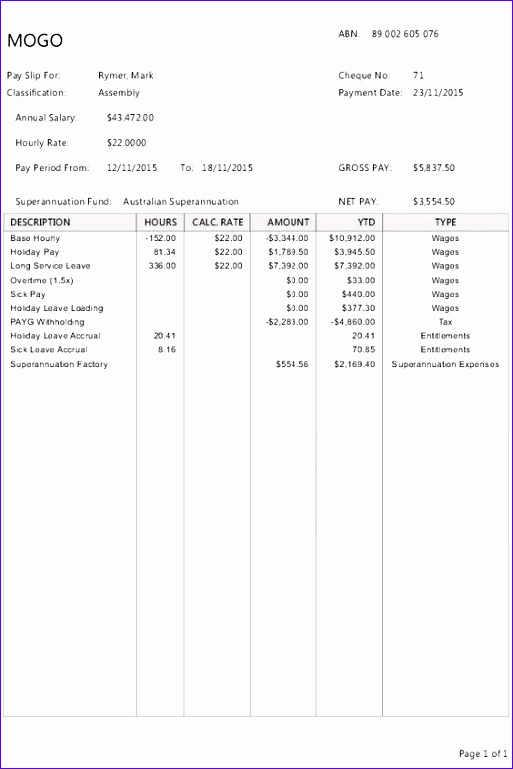 Free Payslip Template Excel Wncbd Best Of Blank Proforma Invoice