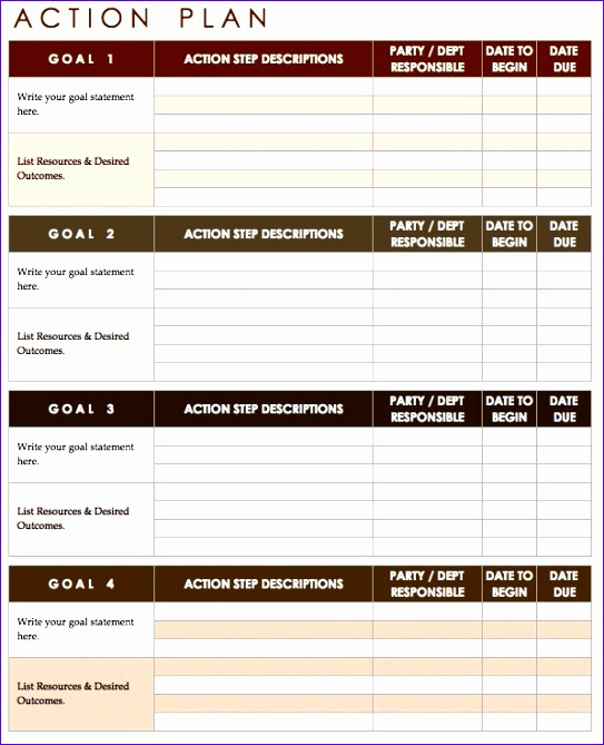 9 Implementation Plan Template Excel - ExcelTemplates - ExcelTemplates - Implementation Plan Template