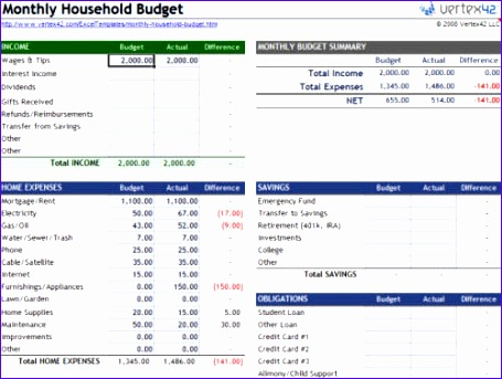 11 Microsoft Excel Budget Template - ExcelTemplates - ExcelTemplates - microsoft excel budget template
